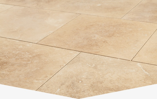 Travertine tile clean and sealing services in Peoria AZ