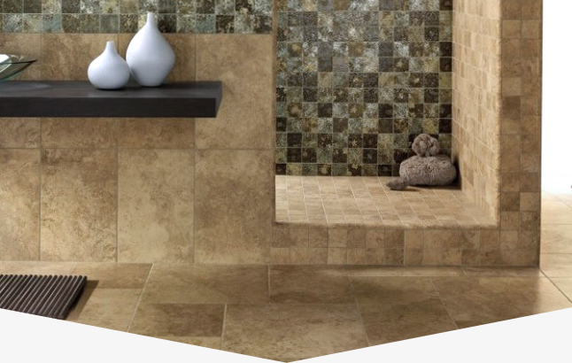 Local Travertine Shower Sealing