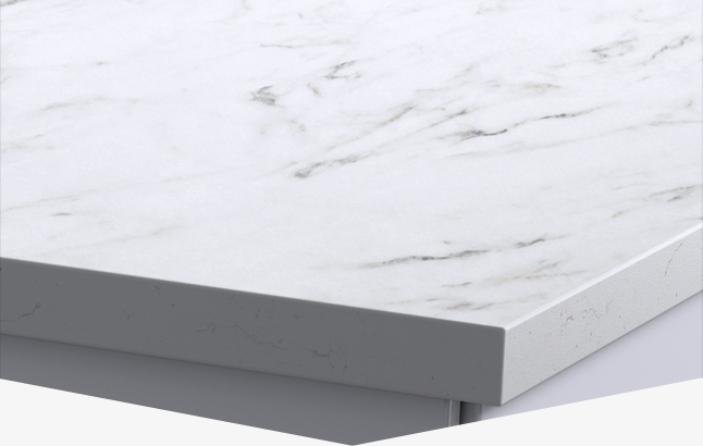 Arrowhead marble countertop polishing, repairs, and sealing