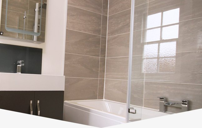 Arrowhead marble shower tile cleaning services