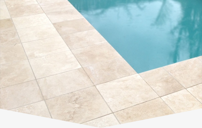 Travertine Patio Restoration and Sealing Carefree 85377